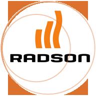 logo fournisseur radson
